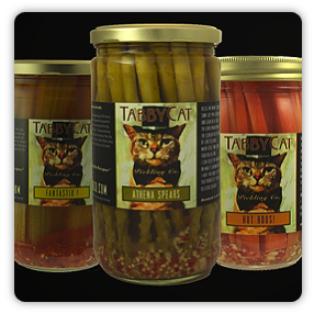 TabbyCat Pickling Co. website
